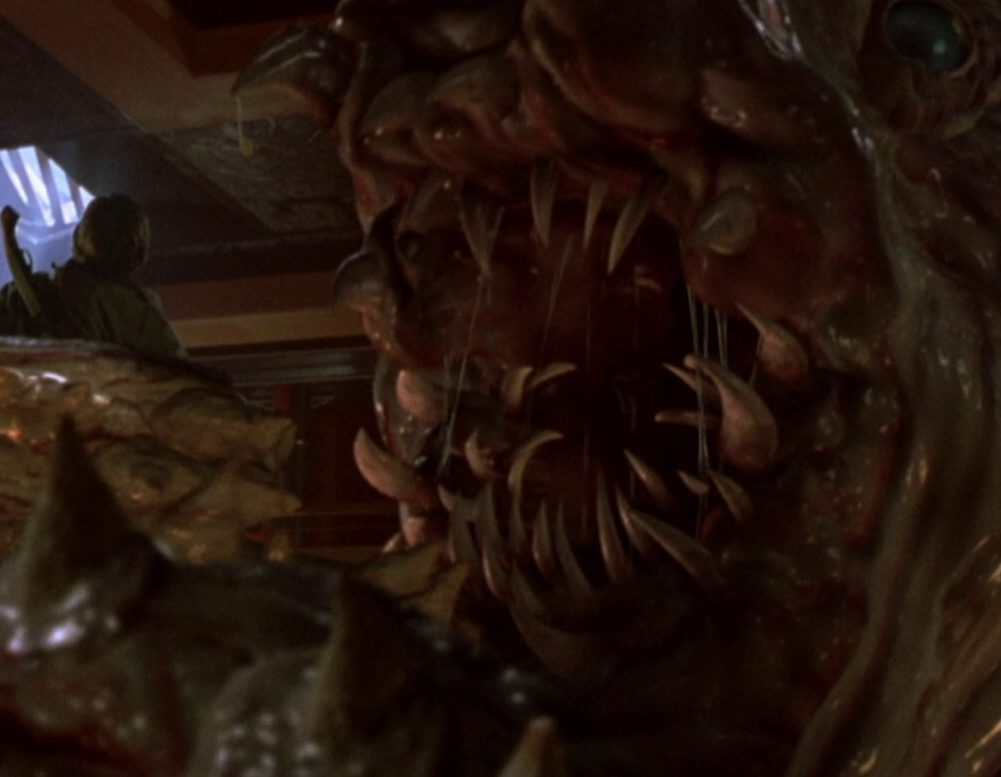 large deep rising 22 blu ray e1620656963686 25 Things You Didn't Know About 1998's 'King Kong Prequel' Deep Rising