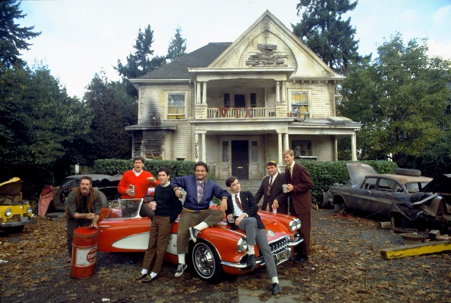 lvanimal3jpg f2c067b8813b4d6a 30 Things You Never Knew About Animal House