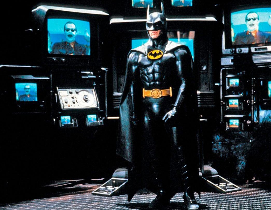 michael keaton batman tim burton Why Michael Keaton Is The Best Batman Ever