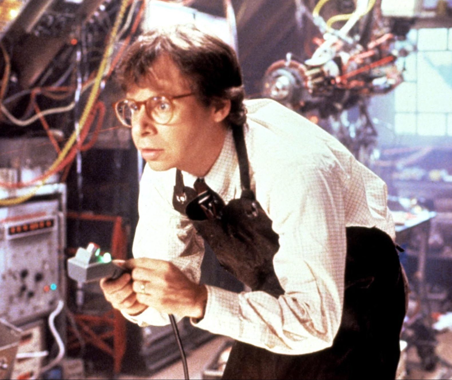 rick moranis shrunk e1619604137663 20 Things You Probably Didn't Know About Rick Moranis
