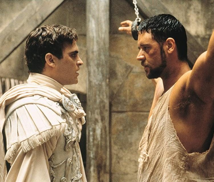 russell crowe talks of brotherly friendship with joaquin phoenix recalls last time they met each other e1621420721255 20 Things You Never Knew About Russell Crowe