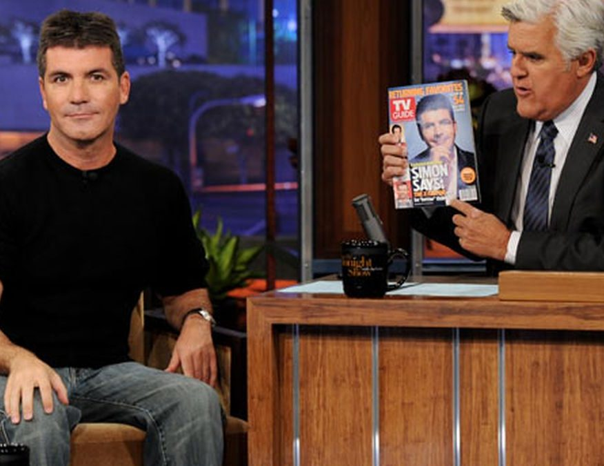 simon cowell appears on the tonight show with jay leno pic getty 385797842 e1623853387362 Zig-A-Zig-Ah! It's 25 Fascinating Facts About The Spice Girls!