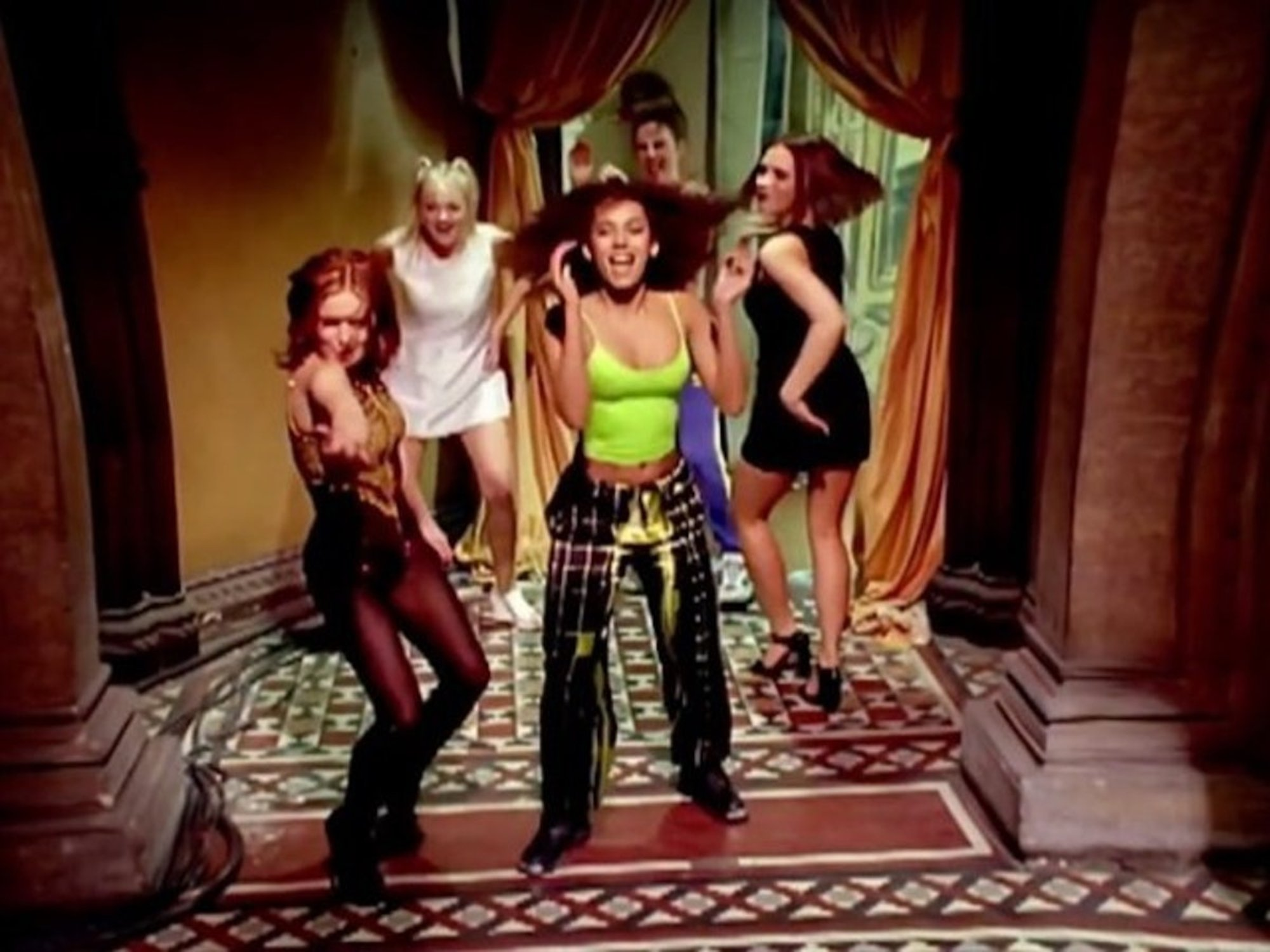 spice girls Zig-A-Zig-Ah! It's 25 Fascinating Facts About The Spice Girls!