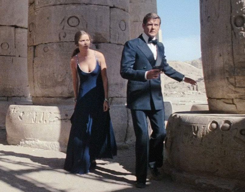 the spy who loved me egypt e1619187190782 Keeping The British End Up With 10 Facts About The Spy Who Loved Me
