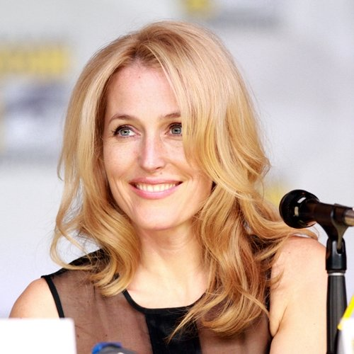 10 12 10 Things You Might Not Have Realised About Gillian Anderson