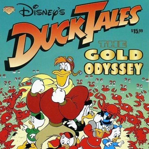 10 6 Woo-oo! It's 10 Fascinating Facts About DuckTales!