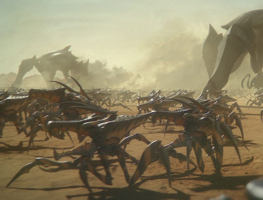 1033067 animated starship troopers sequel flies theaters august 21 e1623316617252 Mark Wahlberg Almost Starred, And More You Never Knew About Starship Troopers