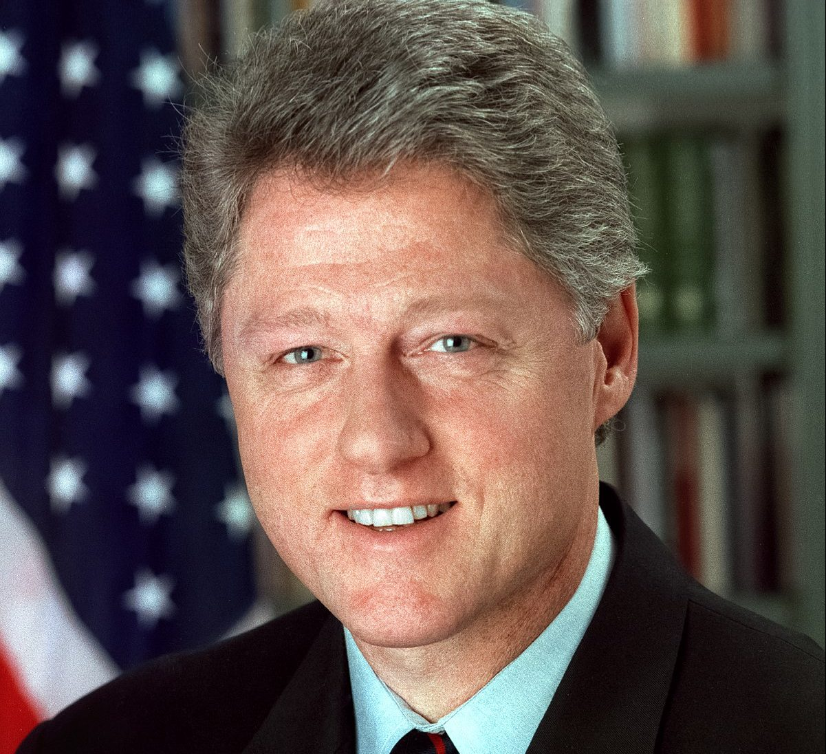 1200px Bill Clinton e1623330360804 20 Presidential Facts You Didn't Know About Air Force One