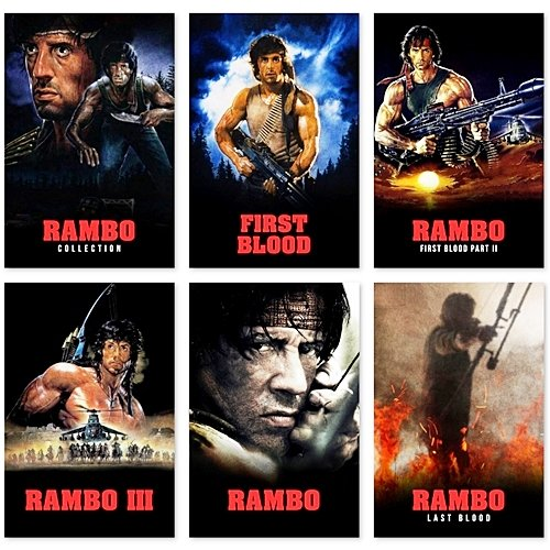 """2 7 """"You Gotta Become War"""": How Rambo: First Blood Part II Was Made"""