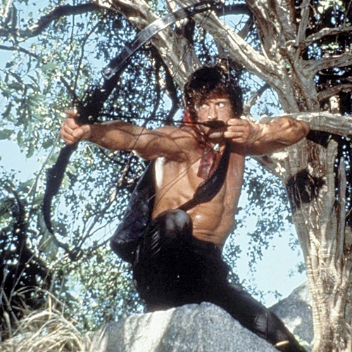 """3 10 """"You Gotta Become War"""": How Rambo: First Blood Part II Was Made"""