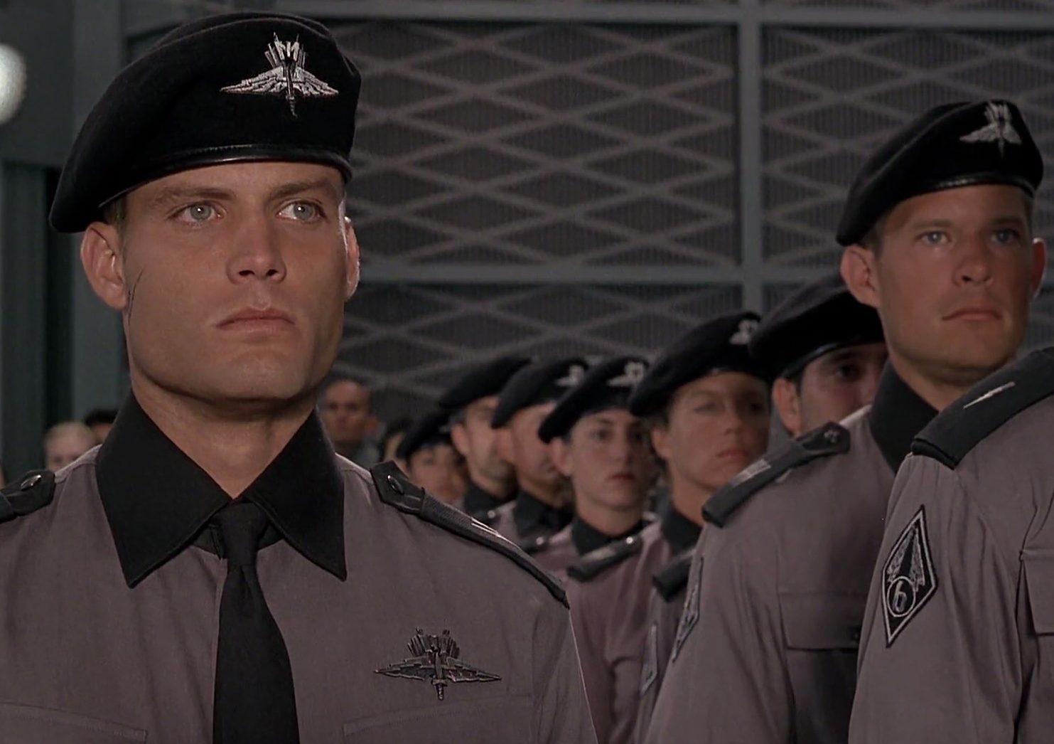 443889 e1623249101300 Mark Wahlberg Almost Starred, And More You Never Knew About Starship Troopers