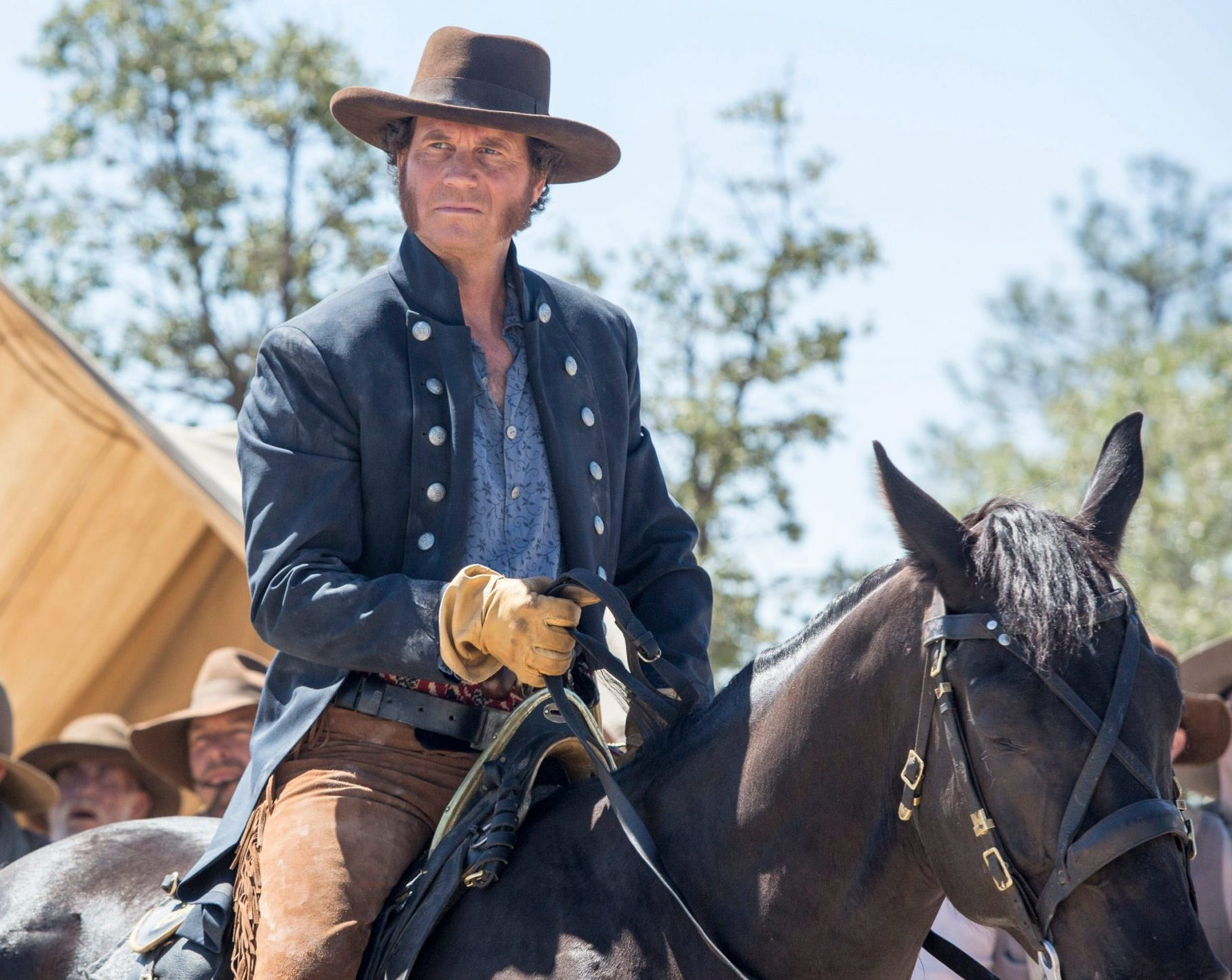 635678118557350627 TexasRising BillPaxton01 scaled e1622129806452 20 Things You Never Knew About Bill Paxton