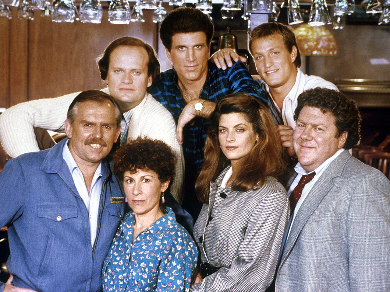 6C7495022 tdy 130520 cheers cast Raise Your Glasses To These Facts You Might Not Have Known About Cheers
