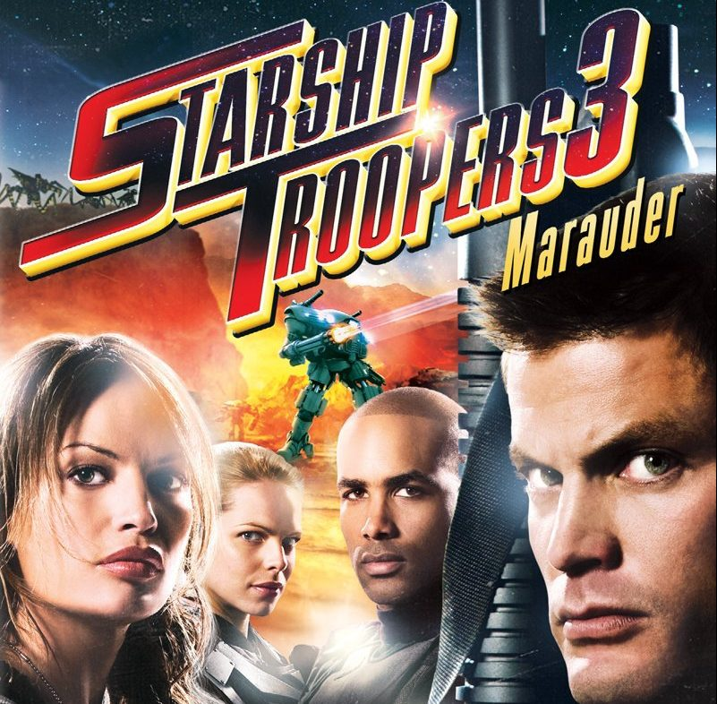 71G3R2hPk4L. RI e1623239326192 Mark Wahlberg Almost Starred, And More You Never Knew About Starship Troopers