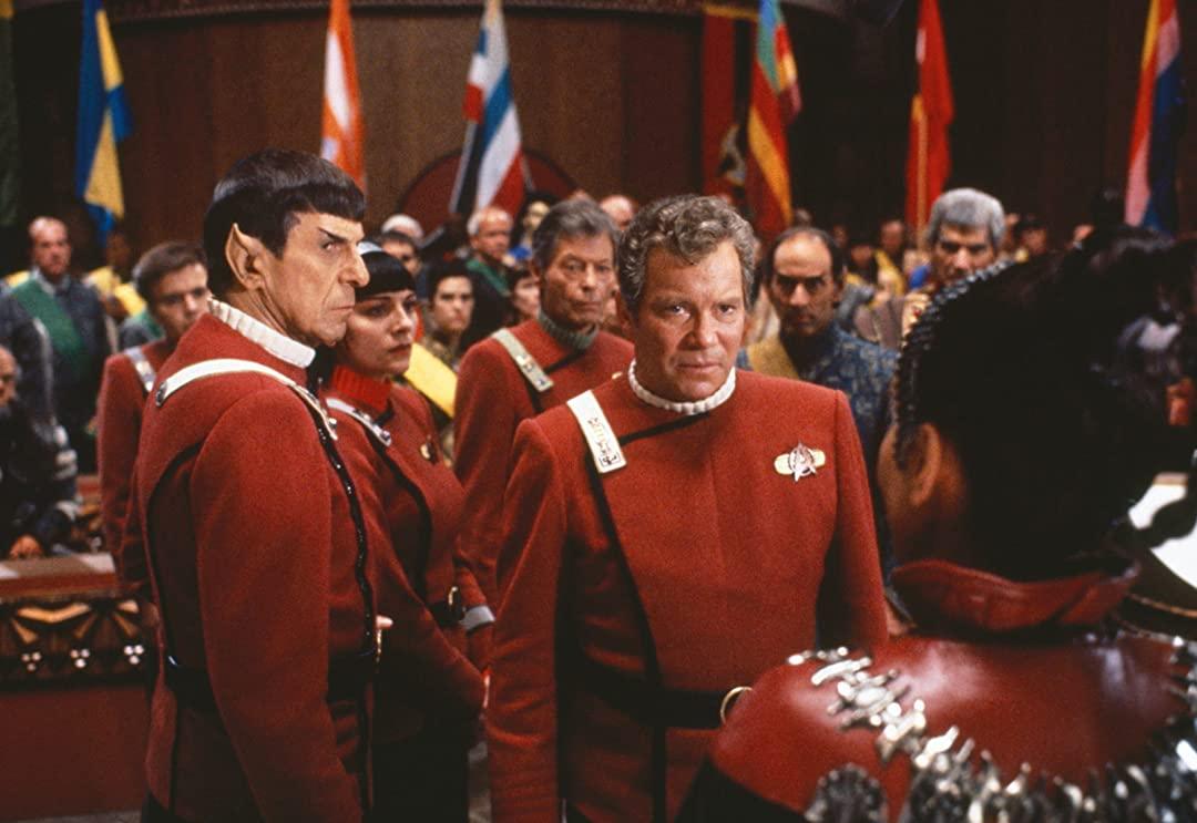 B000I3P3EM StarTrekVITheUndiscoveredCountry UXPA1. V391274260 SX1080 Star Trek: All The Live-Action Movies & TV Shows, Ranked!