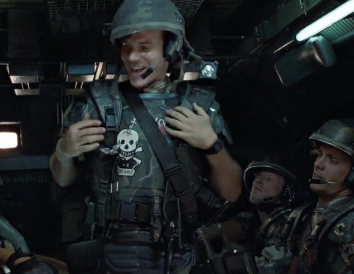 Bill Paxton Armor 2 e1622461160290 20 Things You Never Knew About Bill Paxton