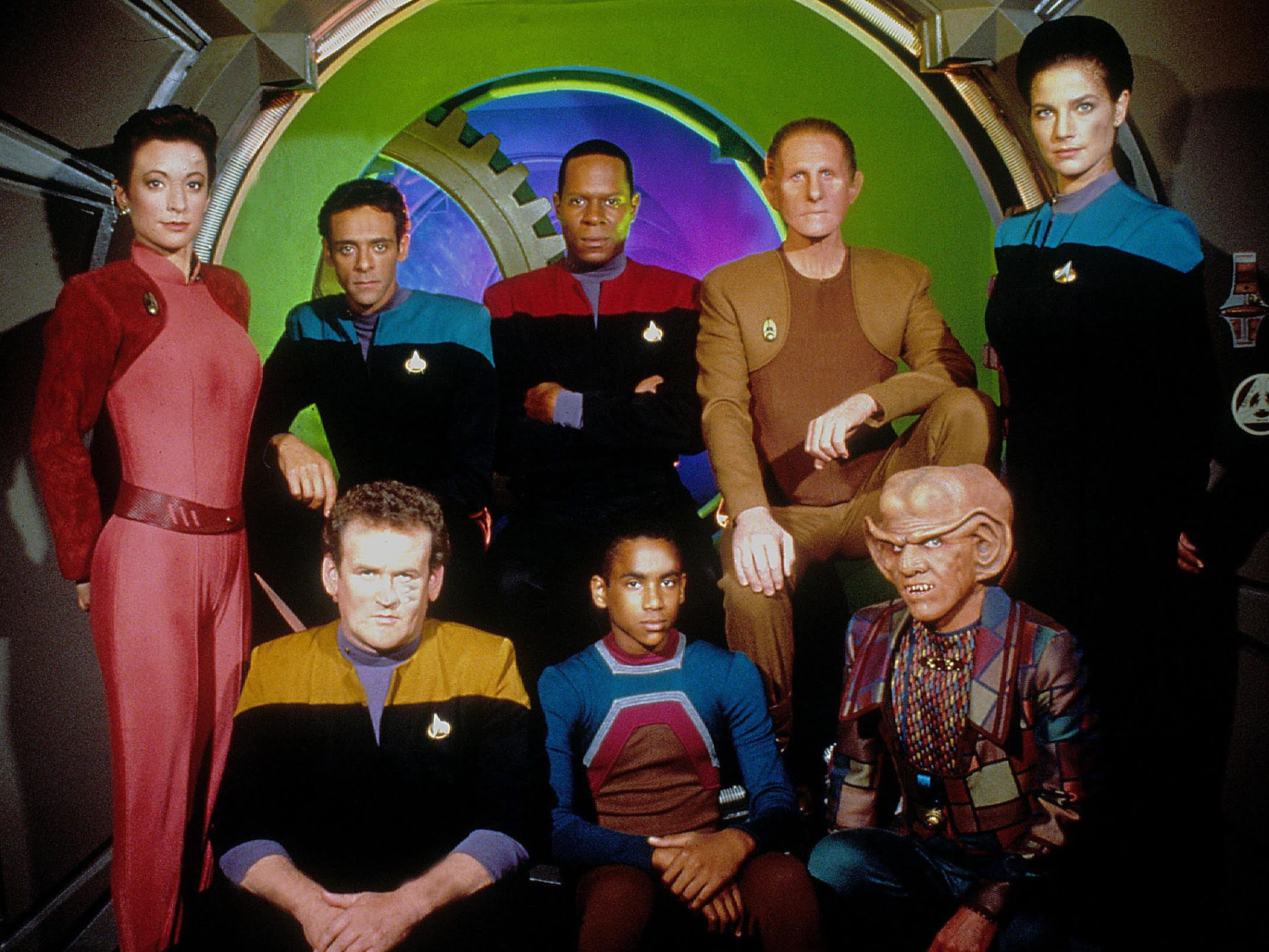 DS9 S2 Star Trek: All The Live-Action Movies & TV Shows, Ranked!