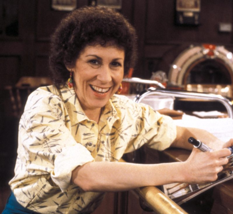 EFA3YN Heres What Your Favorite Stars from Cheers Are up to Today Carla Tortelli scaled.jpg.pro cmg e1623672449348 Raise Your Glasses To These Facts You Might Not Have Known About Cheers