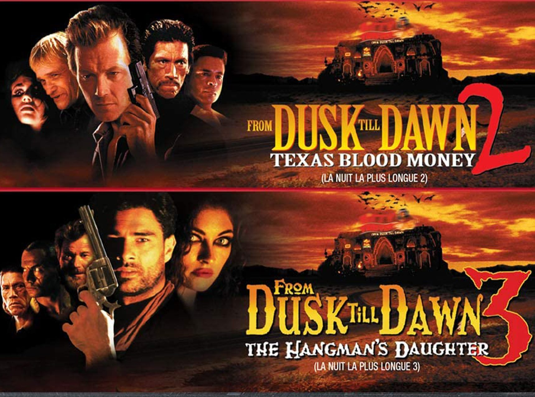 FromDuskTillDawnSequels e1621424407411 Embarrassing Sequels To Great 90s Movies