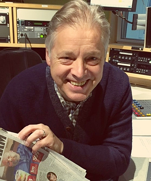 GOODIER NOW Here's What Your Favourite Radio 1 Breakfast Show DJs Look Like Today!