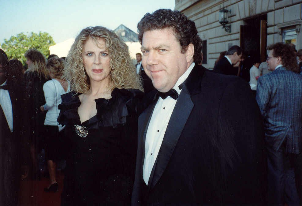 George Wendt at the 41st Emmy Awards Raise Your Glasses To These Facts You Might Not Have Known About Cheers