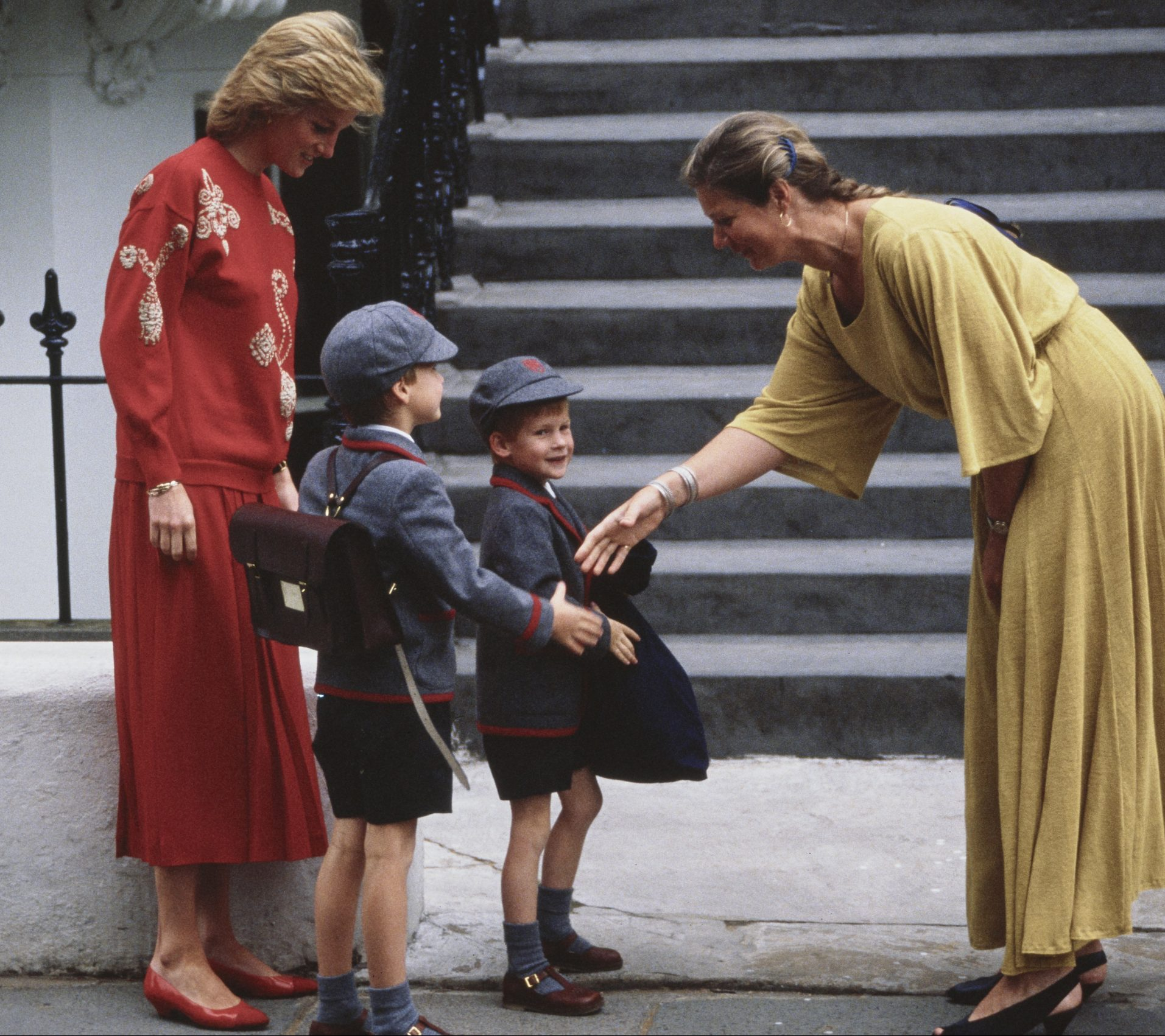 GettyImages 1197376313 scaled e1621523342499 Princess Diana's Most Iconic Outfits