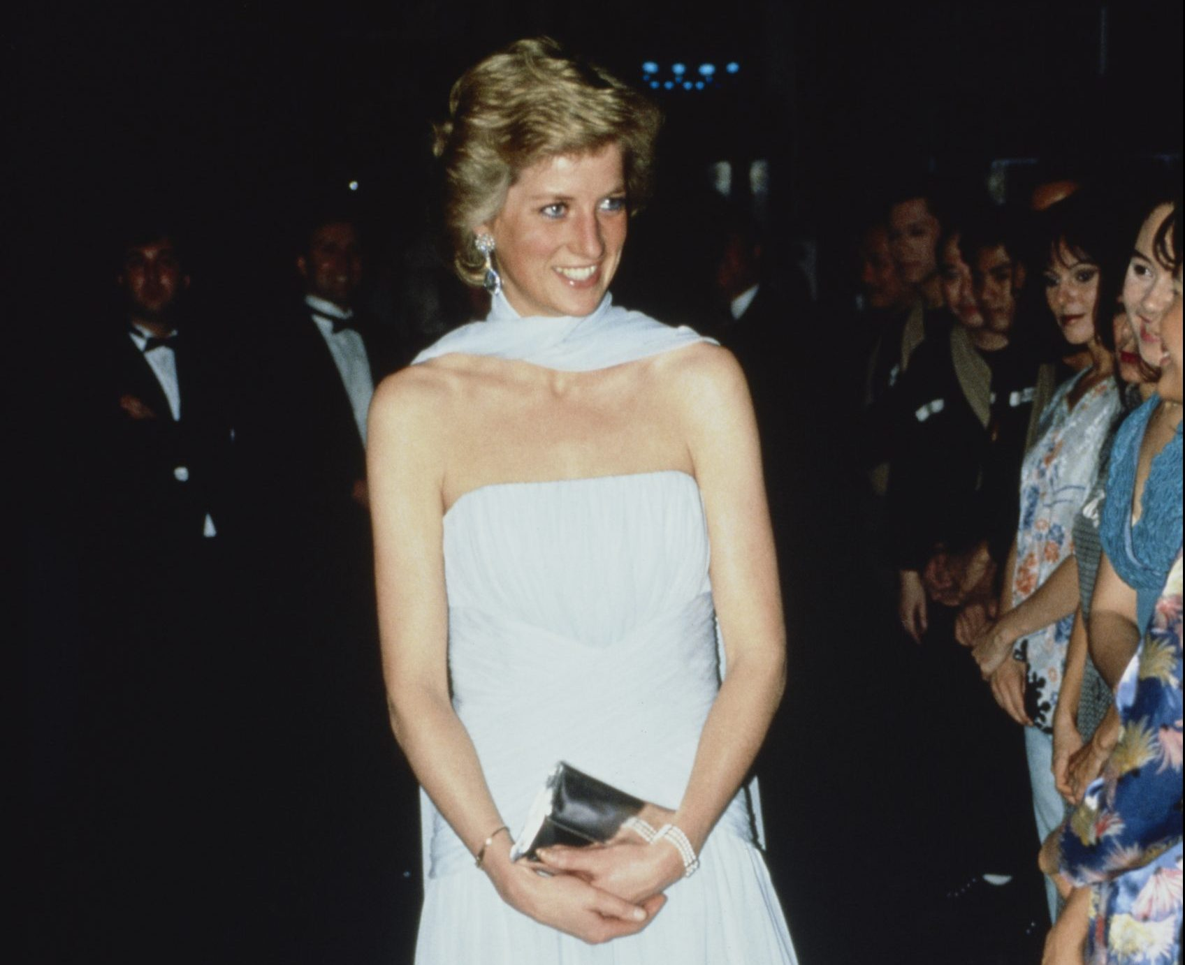 GettyImages 1197376830 scaled e1621524324430 Princess Diana's Most Iconic Outfits