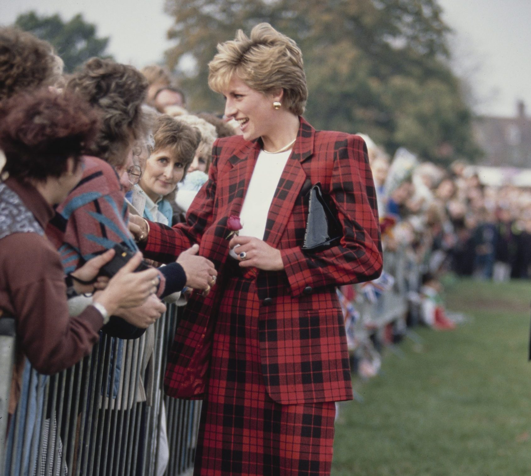 GettyImages 1203766026 scaled e1623149015231 Princess Diana's Most Iconic Outfits