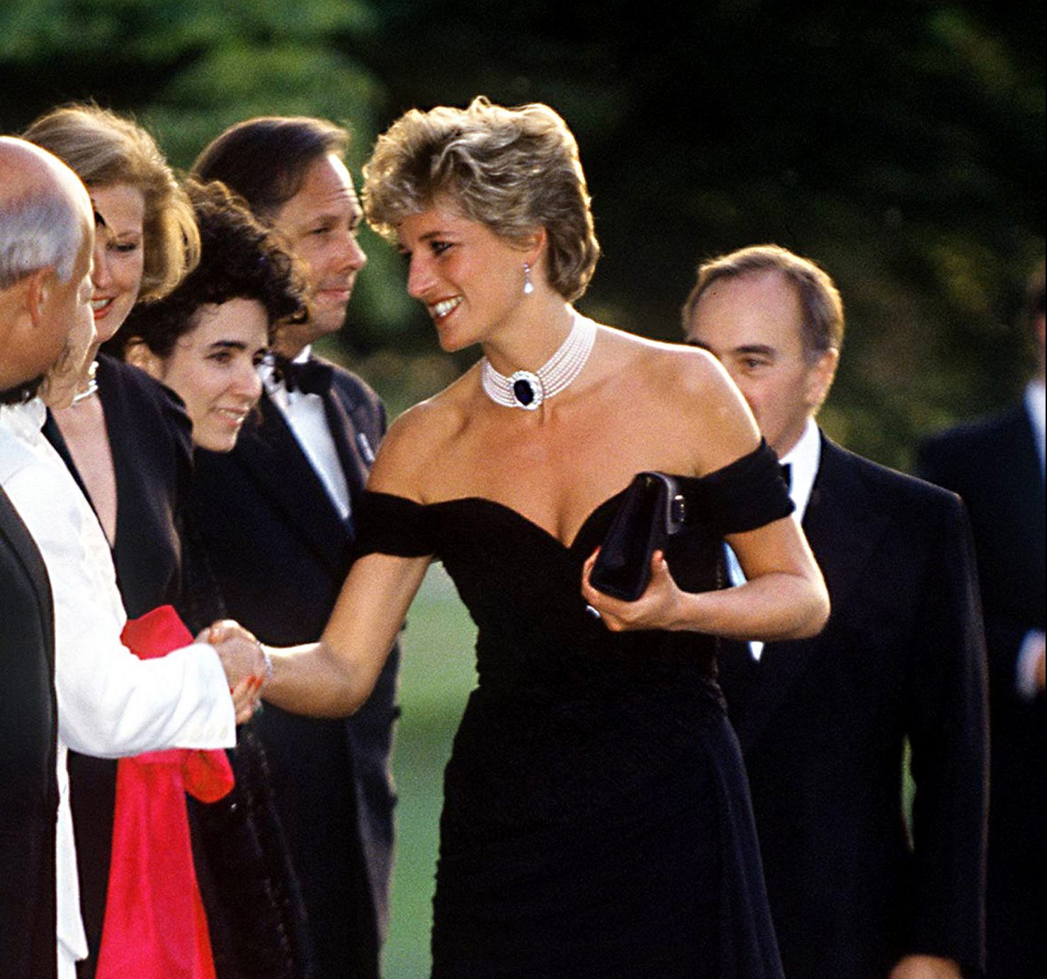 GettyImages 73399194 scaled e1622720977344 Princess Diana's Most Iconic Outfits