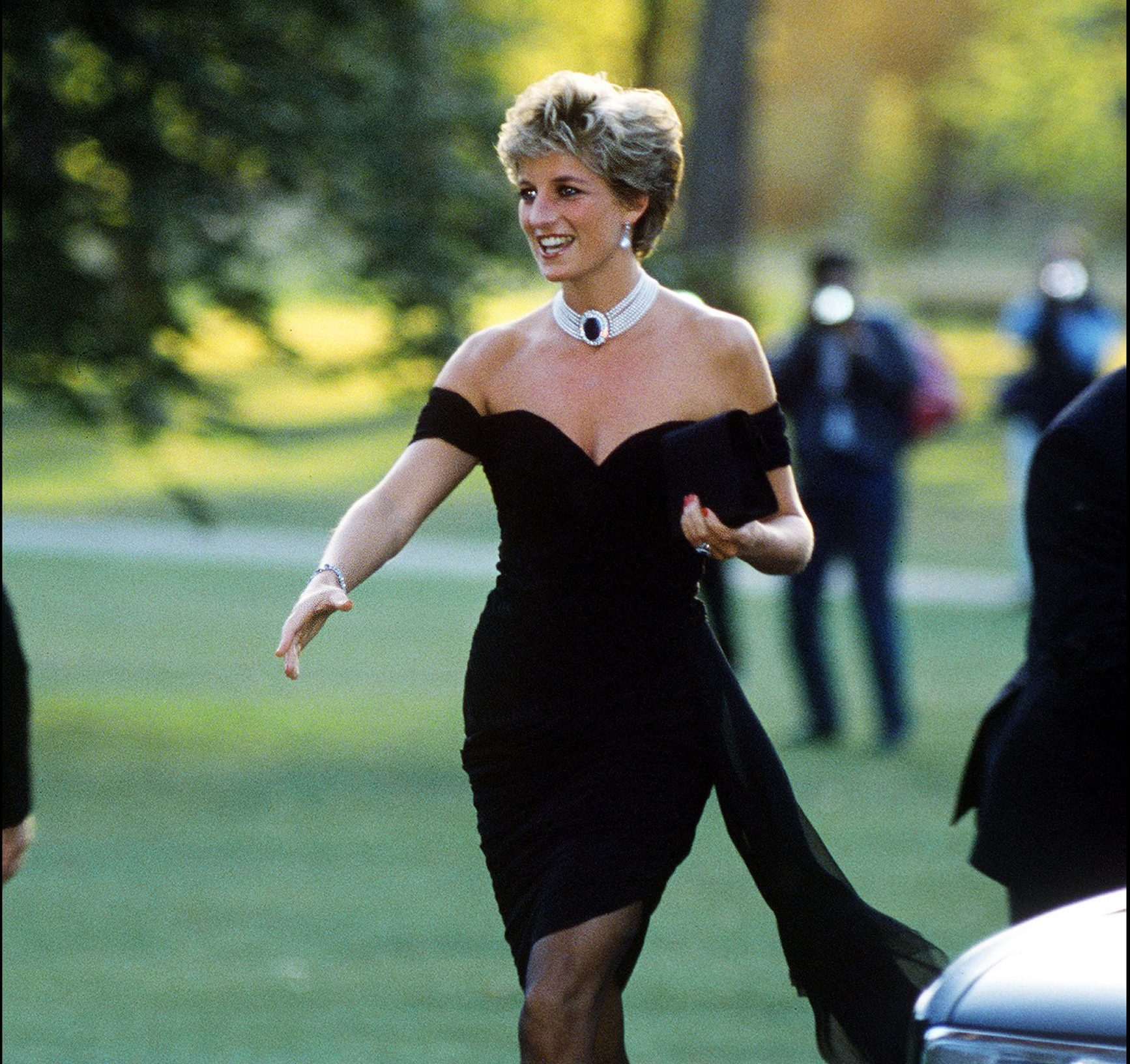 GettyImages 73399197 scaled e1621524629637 Princess Diana's Most Iconic Outfits