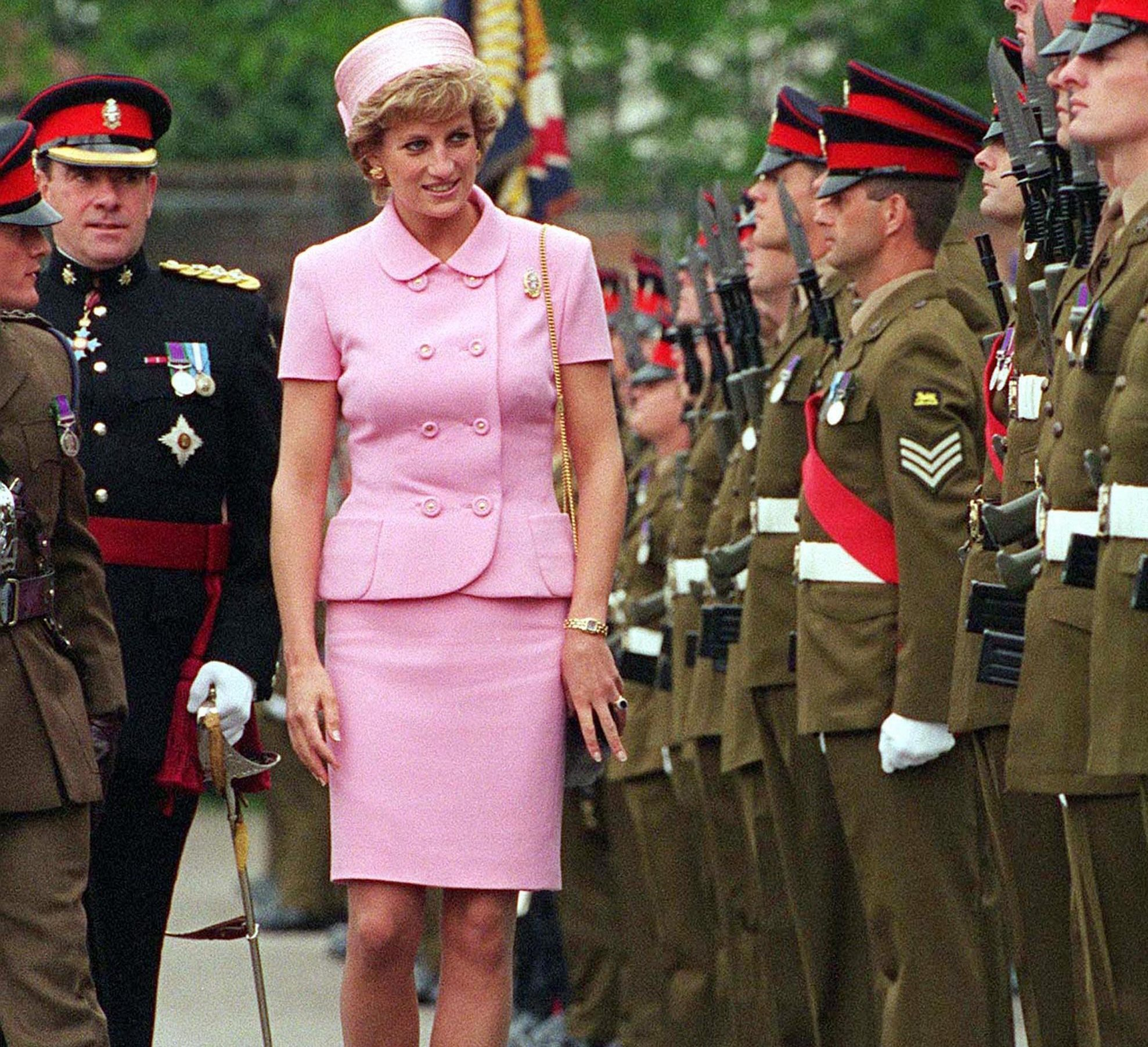 GettyImages 73399260 scaled e1623142750686 Princess Diana's Most Iconic Outfits