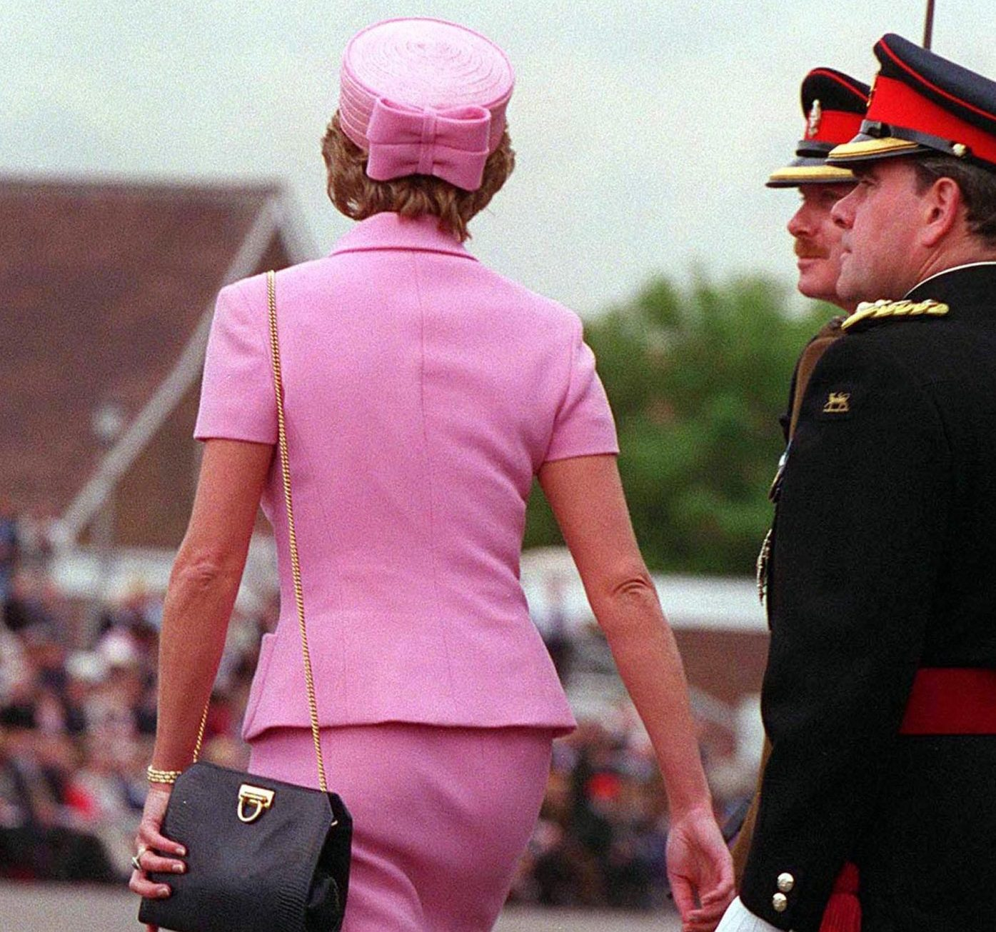 GettyImages 73399265 scaled e1623142727759 Princess Diana's Most Iconic Outfits