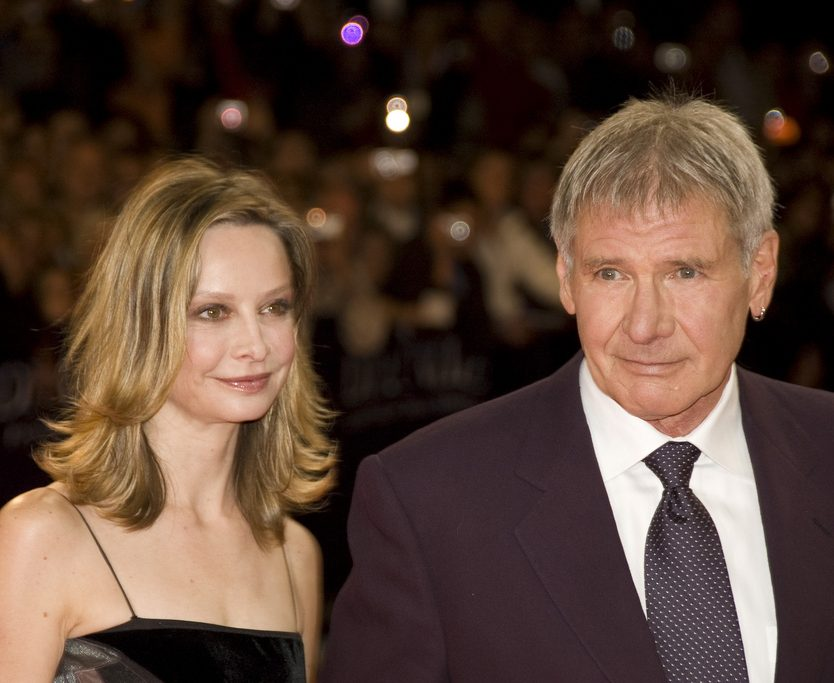 Harrison Ford and Calista Flockhart at the 2009 Deauville American Film Festival 01 e1622018896393 Legendary 80s Actors With Massive Relationship Age Gaps