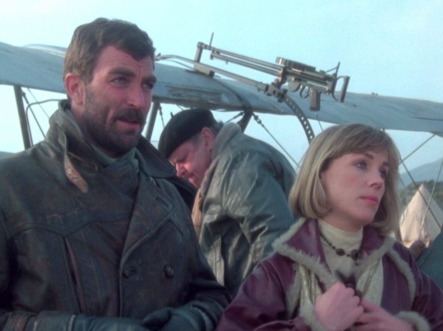 High Road to China Tom Selleck e1623152472616 The Best (And Worst) Films Inspired By Indiana Jones