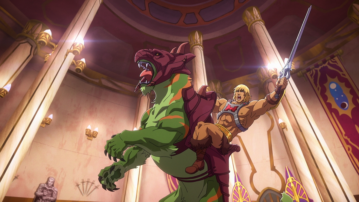 MastersoftheUniverse Revelation Part1 Episode1 00 10 51 05 1 First Images Released From Netflix's New He-Man Cartoon