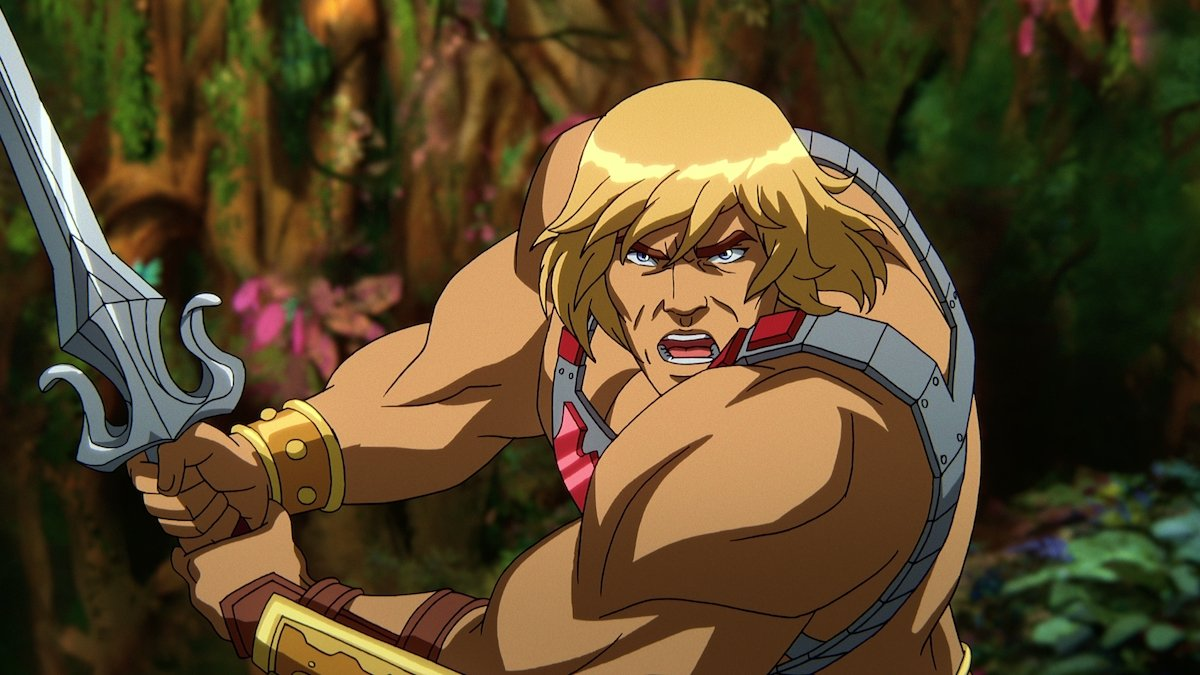 MastersoftheUniverse Revelation Part1 Episode1 00 16 53 13 1 First Images Released From Netflix's New He-Man Cartoon