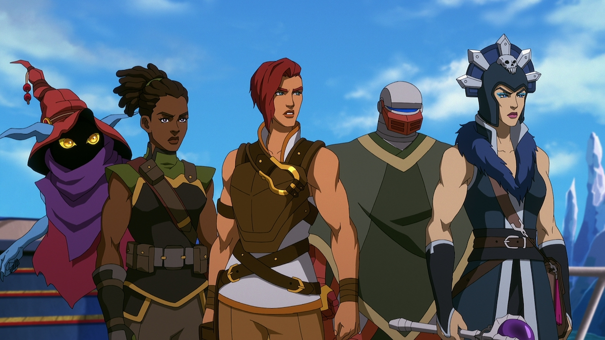 MastersoftheUniverse Revelation Part1 Episode3 00 18 50 06 1 First Images Released From Netflix's New He-Man Cartoon