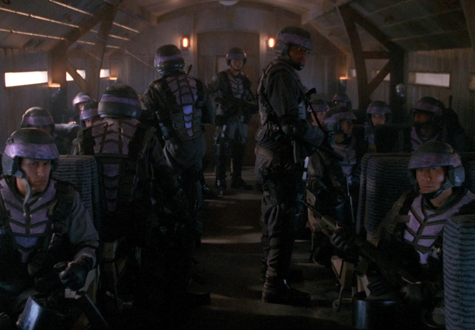 PBObb8j e1623249318759 Mark Wahlberg Almost Starred, And More You Never Knew About Starship Troopers
