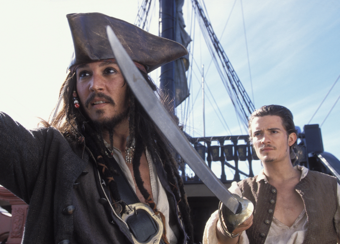 Pirates of the Caribbean Curse of the Black Pearl 1 e1623154249337 The Best (And Worst) Films Inspired By Indiana Jones