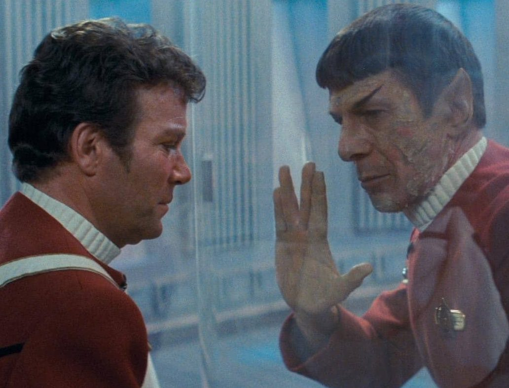 Spocks death e1621342500839 Star Trek: All The Live-Action Movies & TV Shows, Ranked!