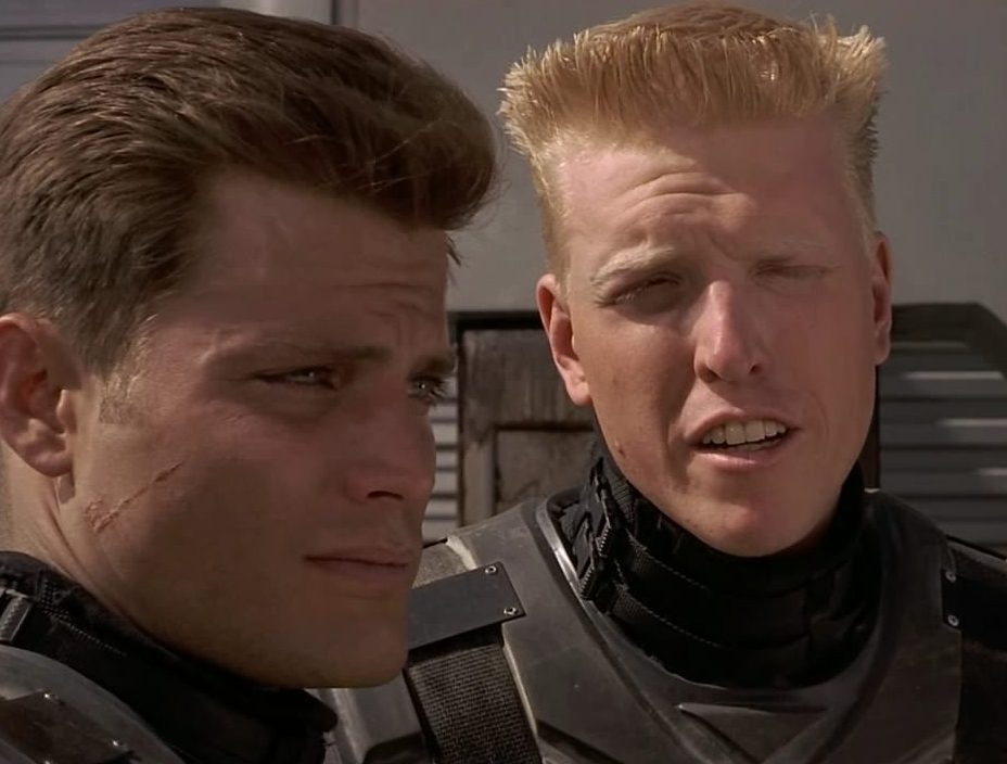 Starship Troopers Jake Busey e1623240128138 Mark Wahlberg Almost Starred, And More You Never Knew About Starship Troopers