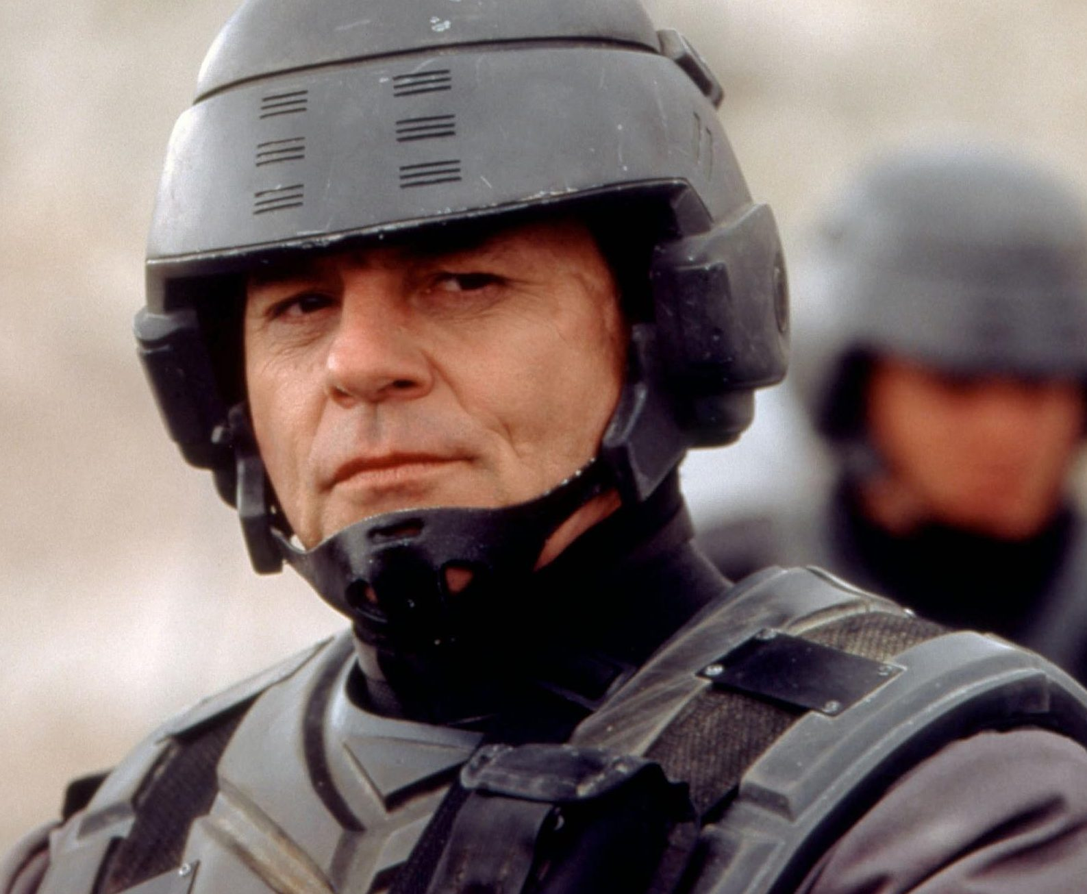 Starship Troopers Michael Ironside e1623314202603 Mark Wahlberg Almost Starred, And More You Never Knew About Starship Troopers