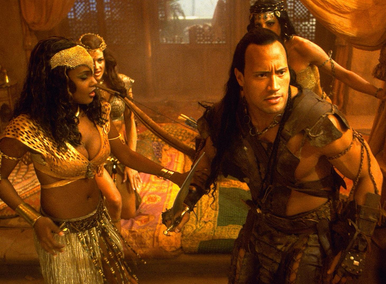 The Scorpion King e1623226062630 The Best (And Worst) Films Inspired By Indiana Jones