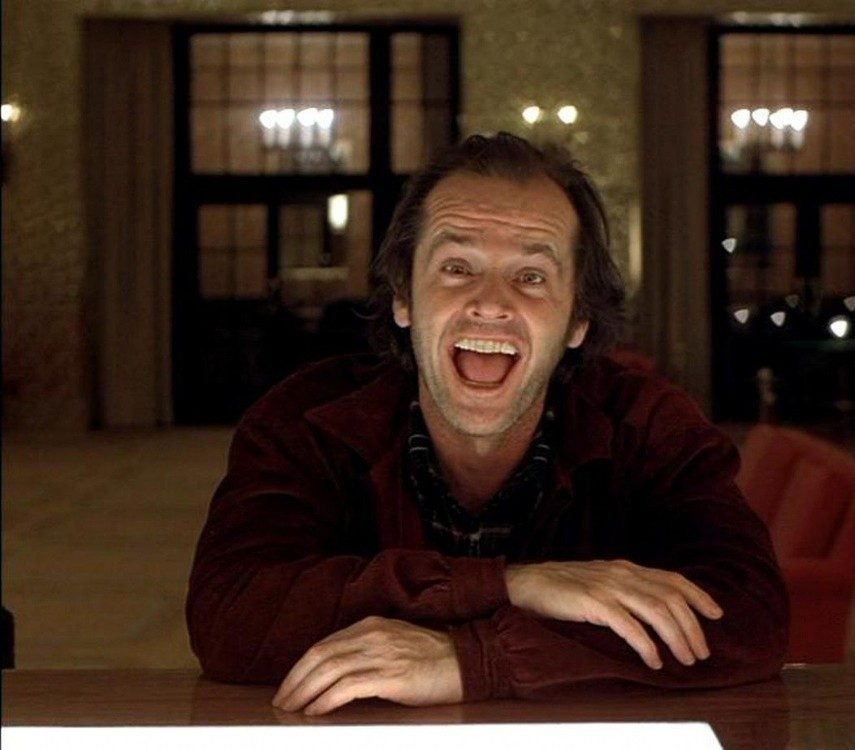 The Shining e1537561490631 2 20 Things You Never Knew About Bill Paxton
