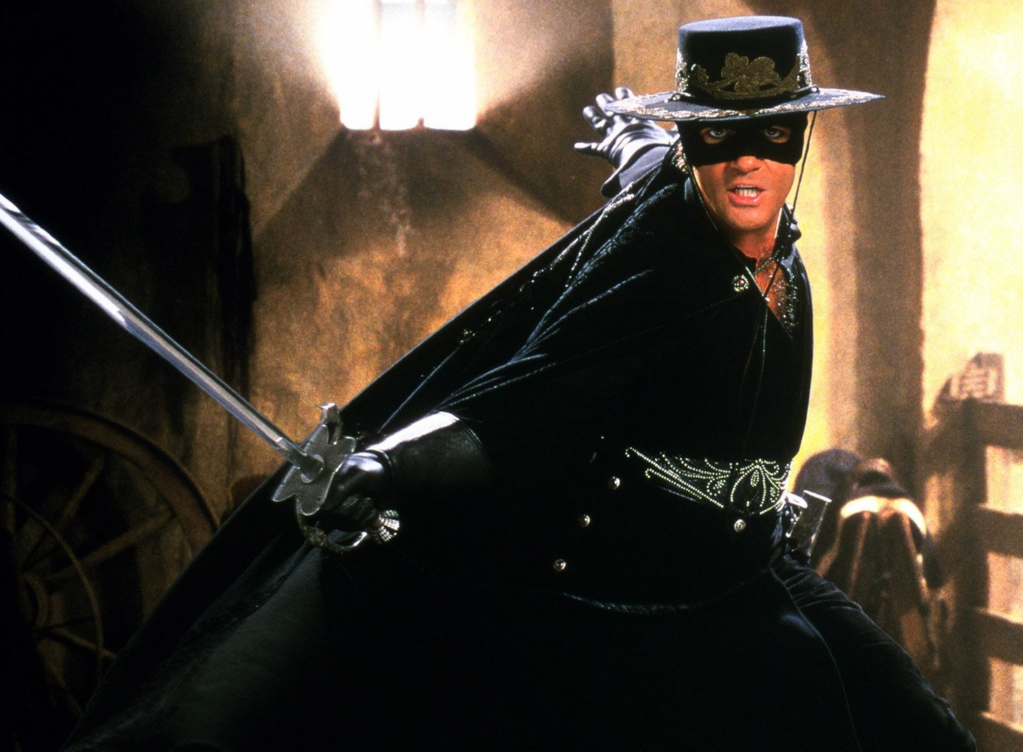 The mask of zorro e1623164221248 The Best (And Worst) Films Inspired By Indiana Jones