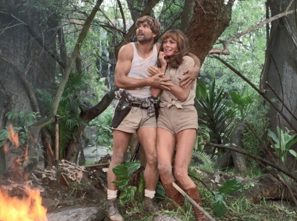 Treasure of the Amazon 1985 e1623154343655 The Best (And Worst) Films Inspired By Indiana Jones