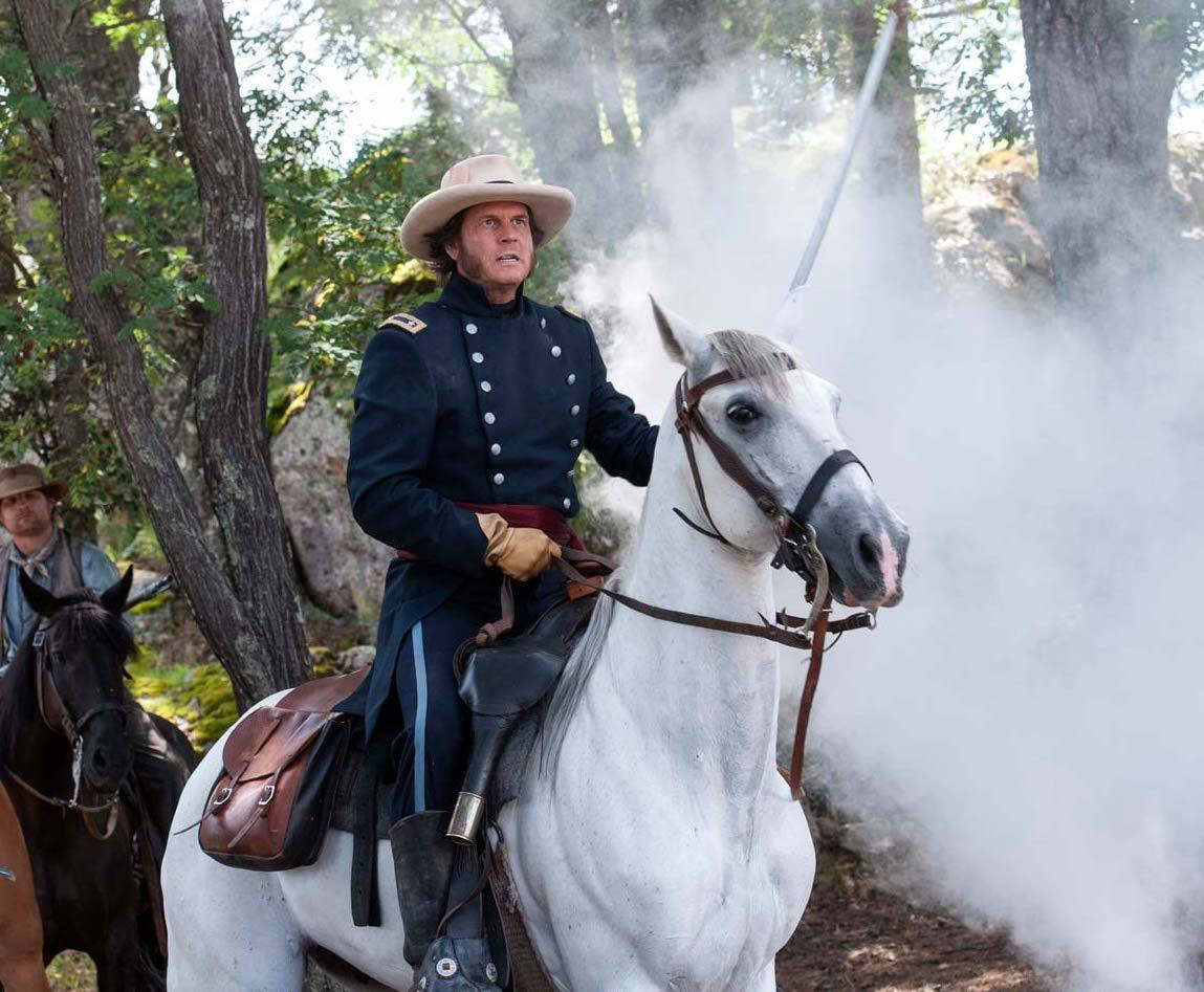bill paxton texas rising sam houston 2015 20 Things You Never Knew About Bill Paxton