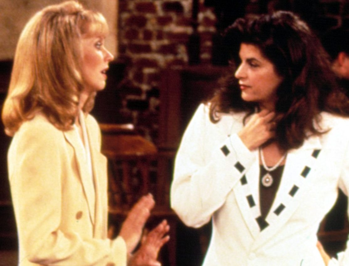 cheers finale diane rebecca e1623669048611 Raise Your Glasses To These Facts You Might Not Have Known About Cheers