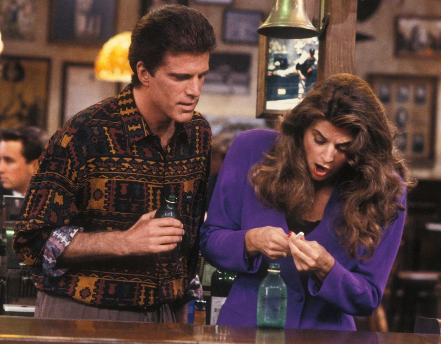 cheers ted danson 1 e1623668572490 Raise Your Glasses To These Facts You Might Not Have Known About Cheers