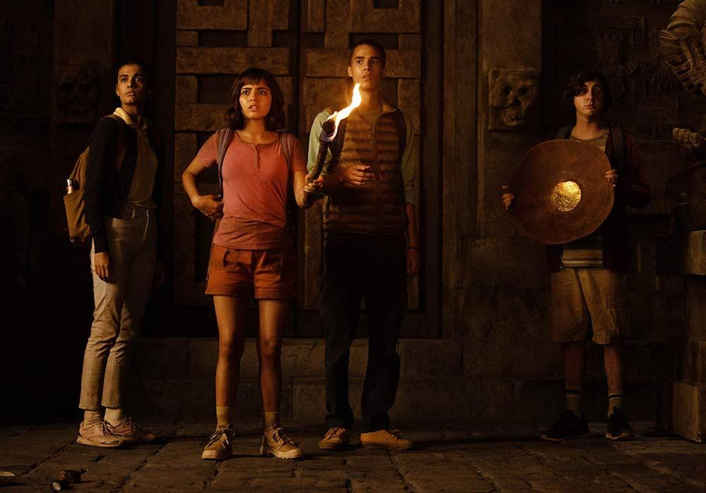 dora and the lost city of gold 1 The Best (And Worst) Films Inspired By Indiana Jones